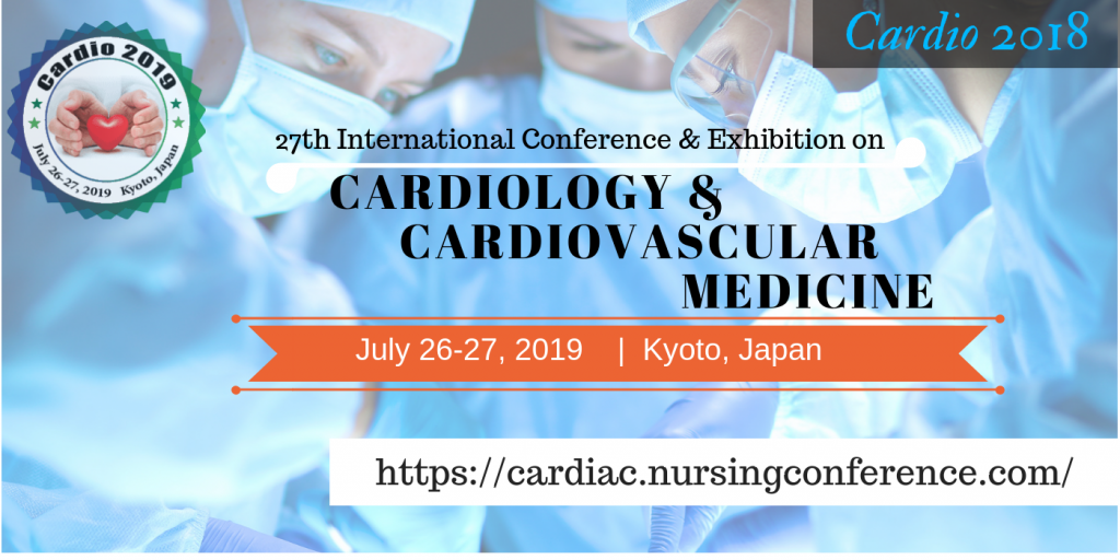 27th International Conference & Exhibition on Cardiovascular